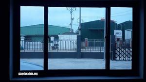 Phim chống nóng cho nhà kính