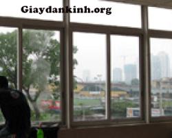 Phim dán kính chống nắng chống nóng cho cửa kính